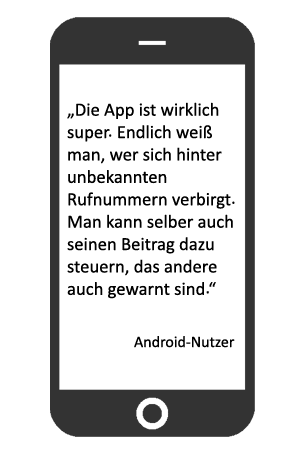 android feedback