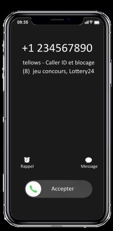 tellows iphone